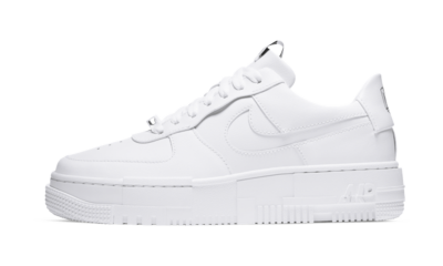 Nike Air Force 1 Pixel White (W)