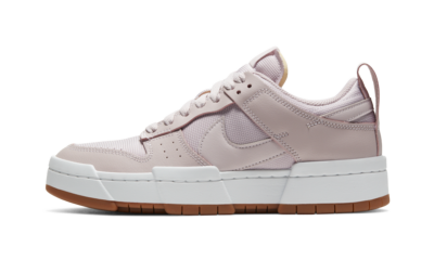 Nike Dunk Low Disrupt Barely Rose (W)