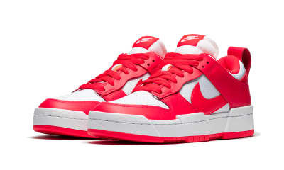 Nike Dunk Low Disrupt Red (W)