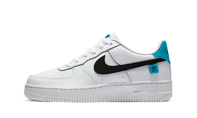 Nike Air Force 1 Low Worldwide White (GS)