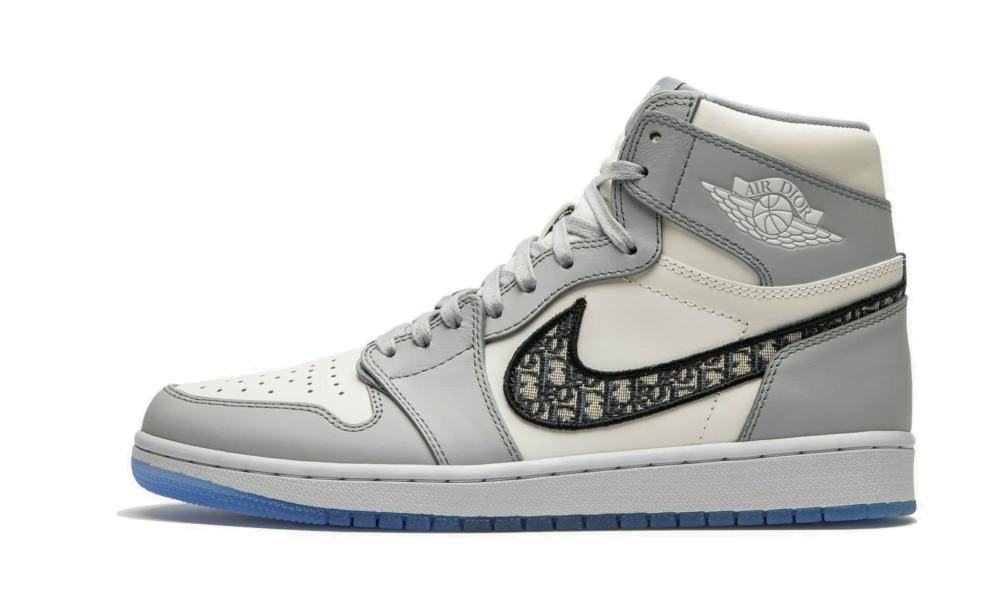 Air Jordan 1 Retro High Dior - CN8607-002 - Restocks