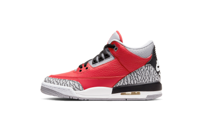 Jordan 3 Retro SE Fire Red (GS)