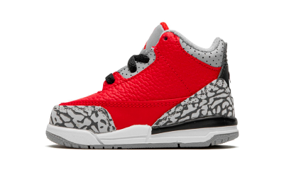Air Jordan 3 Fire Red (TD)