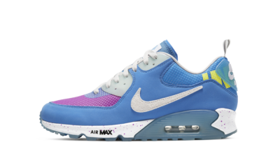 Nike Air Max 90 20 Undefeated Blue