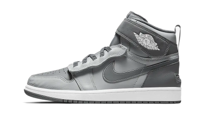 Air Jordan 1 Flyease Smoke Grey