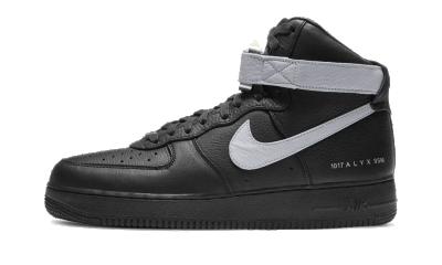 Nike Air Force 1 High 1017 ALYX 9SM Black Grey (2021)