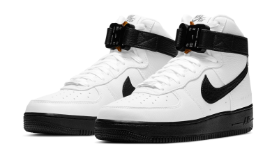 Nike Air Force 1 High Alyx White Black (2020)