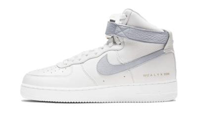 Nike Air Force 1 High 1017 ALYX 9SM White Grey (2021)