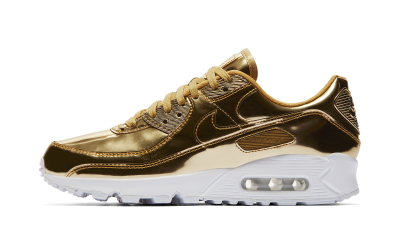 Nike Air Max 90 Metallic Gold 2020 (W)