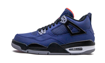Air Jordan 4 Retro Winterized Loyal Blue (GS)