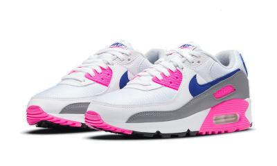 Nike Air Max 3 White Pink Blast (W)