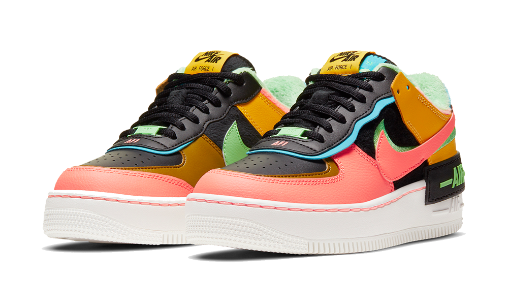 Nike Air Force 1 Shadow Solar Flare Atomic Pink W Ct1985 700 Restocks Nike dominates the sportswear industry with a fresh, stylish approach to casual apparel. nike air force 1 shadow solar flare