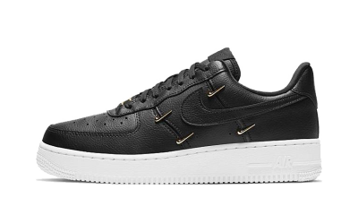 Nike Air Force 1 07 LX Metallic Black