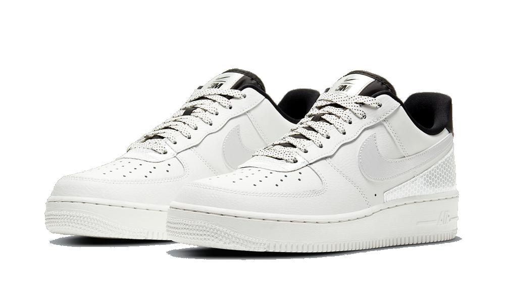 Nike Air Force 1 Low 3M Summit White - CT2299-100 - Restocks