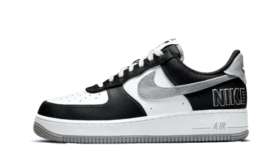 Nike Air Force 1 EMB 'Black White'