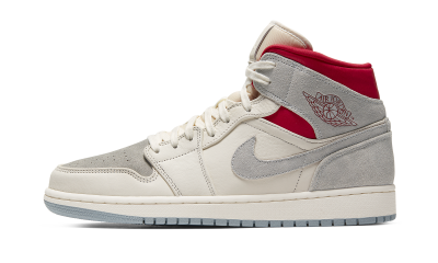 Air Jordan 1 Mid Premium Sneakersnstuff