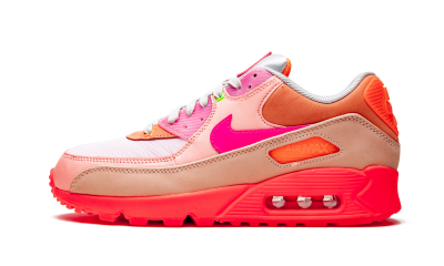 Air Max 90 PRM Platinum Crimson/Bright Purple (W)