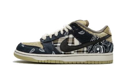 Nike SB Dunk Low Travis Scott (Regular Box)