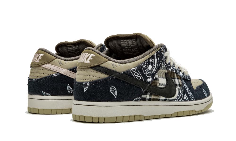 Nike SB Dunk Low Travis Scott (Regular Box) - CT5053-001 - Restocks