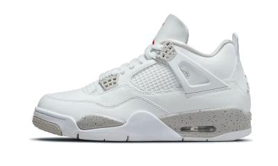 Air Jordan 4 Retro 'White Oreo' (2021)