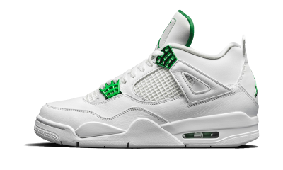 Jordan 4 Retro Metallic Green