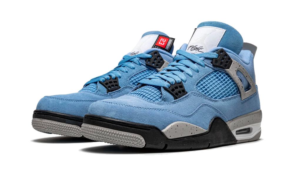 Air Jordan 4 Retro University Blue - CT8527-400 - Restocks