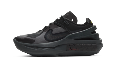 Nike Fontanka Edge Triple Black (W)