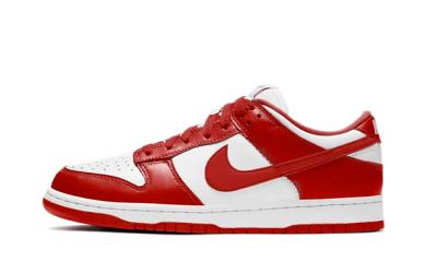 Nike Dunk Low University Red (2020)