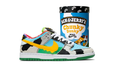 Nike SB Dunk Low Ben & Jerry's Chunky Dunky (FF Packaging)