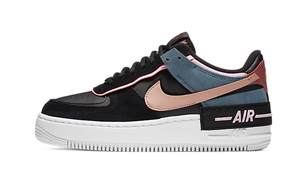 Nike Air Force 1 Shadow Claystone Cu5315 001 Restocks Nike w air force 1 lo wolf grey wolf grey white at0073 002 online kopen gratis verzending morgen in huis veilig achteraf betalen exclusieve sneakers w. nike air force 1 shadow claystone