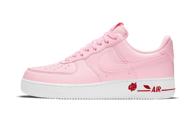 Nike Air Force 1 Low Pink Bag (2021)