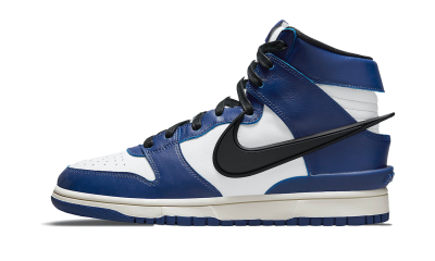 Nike Dunk High Ambush Deep Royal