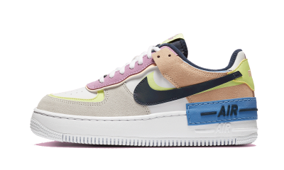 Nike Air Force 1 Shadow Photon Dust Crimson Tint (W)