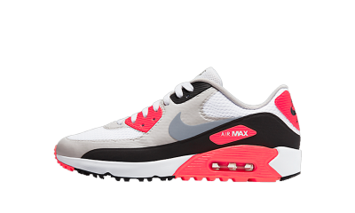Nike Air Max 90 'Infrared' Golf (2021)