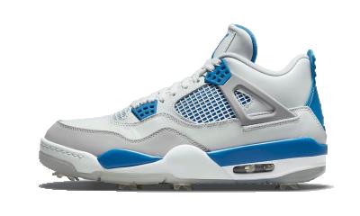 Air Jordan 4 Military Blue Golf