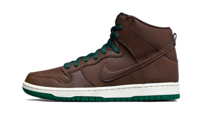 Nike SB Dunk High Pro 'Beef and Broccoli'