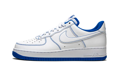 Nike Air Force 1 Low Contrast Stitch Game Royal