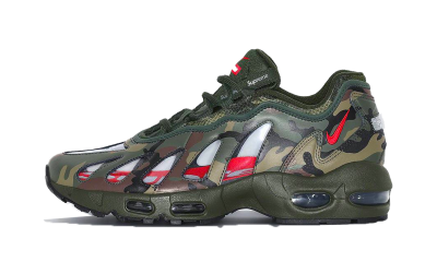 Nike Air Max 96 Supreme Camo