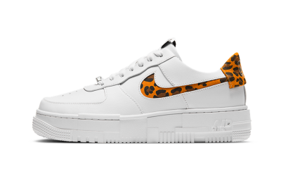 Nike Air Force 1 Pixel Leopard