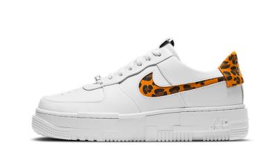 Nike Air Force 1 Pixel Leopard