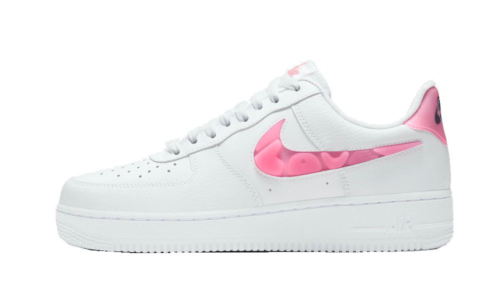 Nike Air Force 1 07 SE Love for All - CV8482-100 - Restocks