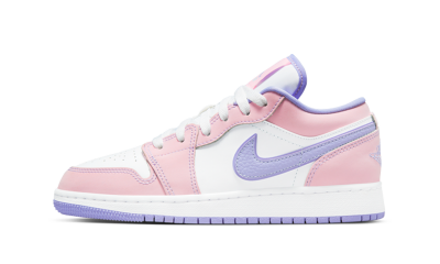 Air Jordan 1 Low Arctic Punch (GS)