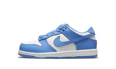 Nike Dunk Low University Blue UNC 2021 (PS)