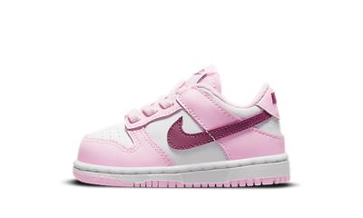 Nike Dunk Low Pink Foam Dark Beetroot (TD)