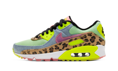 Nike Air Max 90 LX 90s Dancefloor Green (W)