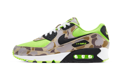 Nike Air Max 90 Duck Camo Volt