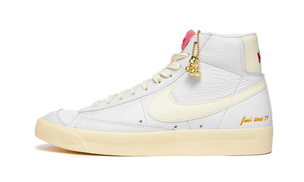 Nike Blazer Mid 77 'Popcorn' - CW6421-100 - Restocks