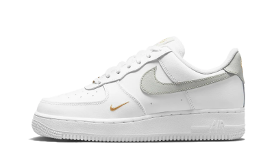Nike Air Force 1 Low White Grey Gold (W)