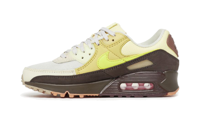 Nike Air Max 90 Cuban Link Velvet Brown (W)