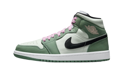 Air Jordan 1 Mid Dutch Green (W)